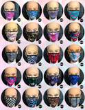 Themed #1 Mask Collection