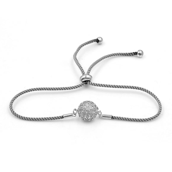 Round Sphere EZ-On & EZ-Off Bracelet - 268