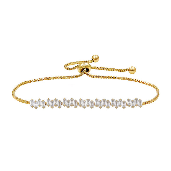 Geometric Ridges EZ-On & EZ-Off Bracelet - 253