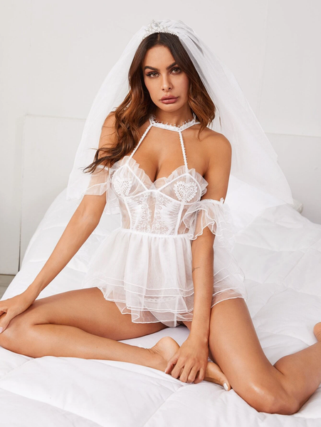 All Yours Bride Costume Set