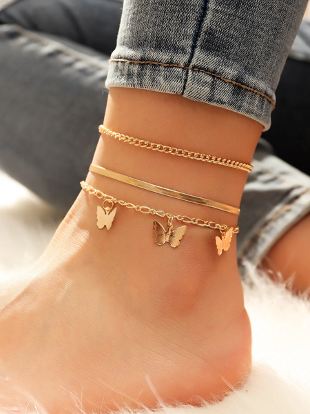 Ciao Bella Anklet Set