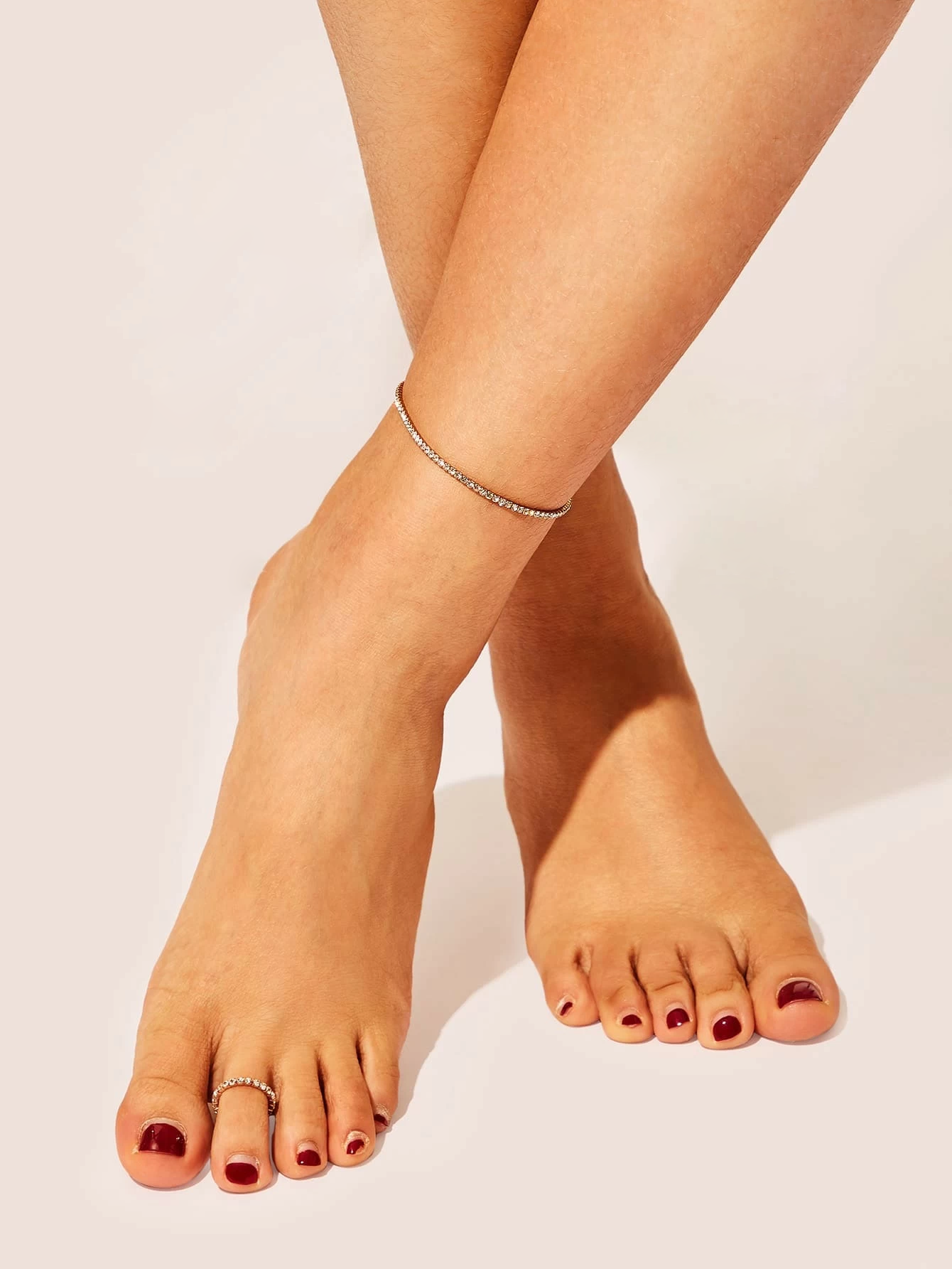 Dream Girl Anklet Set