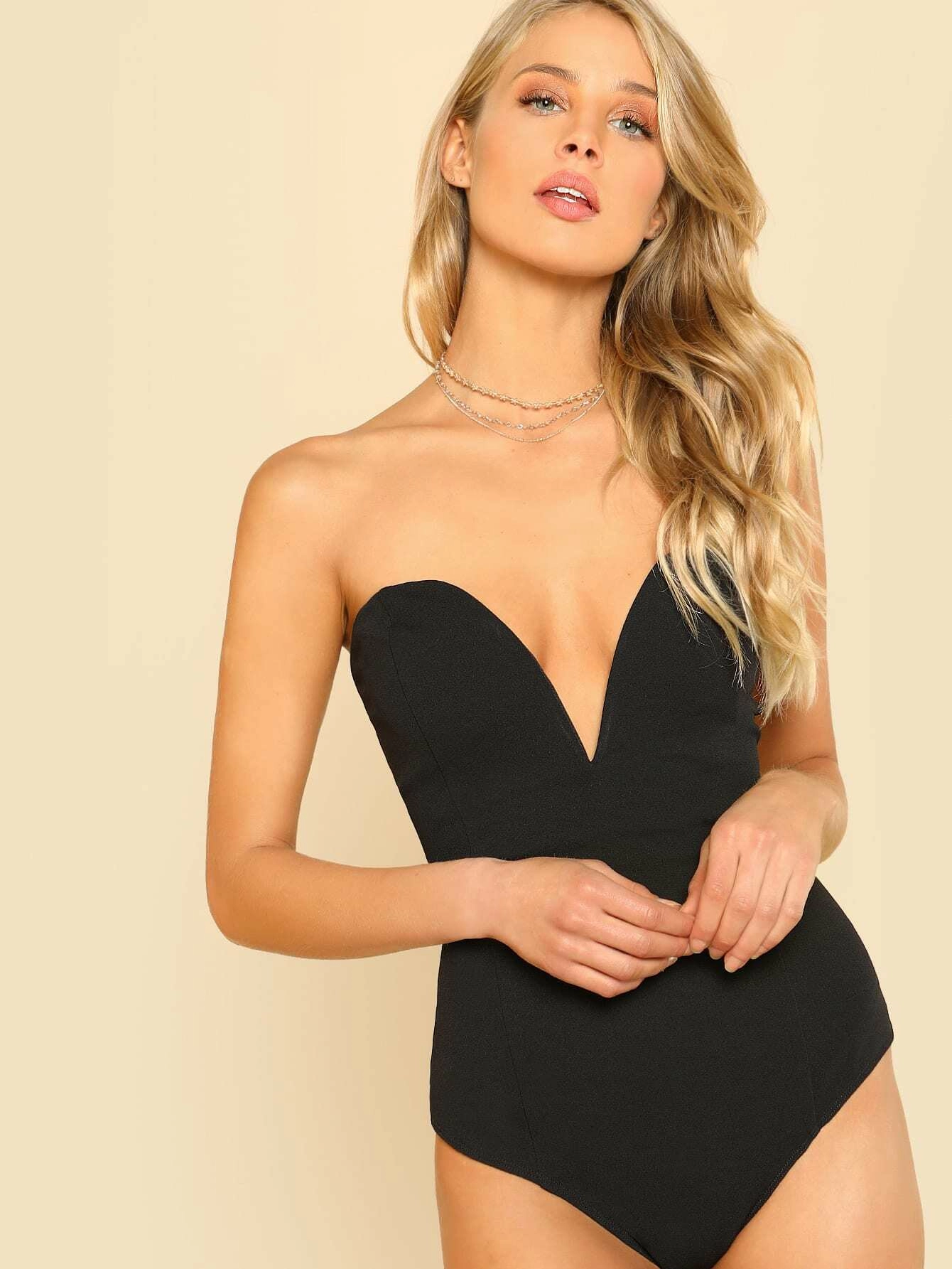 No Secrets Bodysuit
