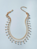 Pretty In Paris Layered Necklace