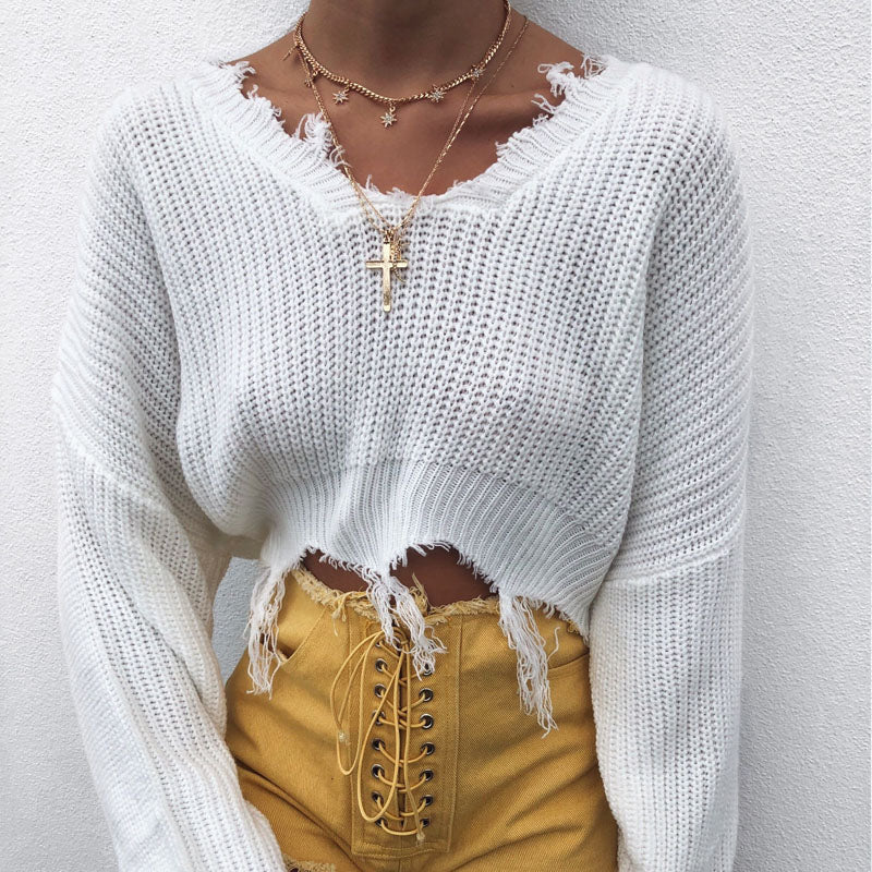 Street Chic Sweater
