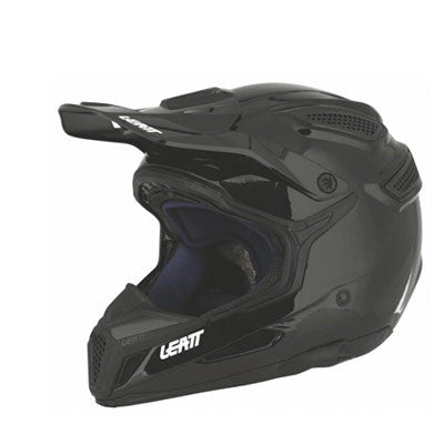 HELMET GPX 5.5 SOLID BLACK