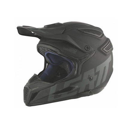HELMET GPX 5.5 GHOST SATIN BLACK