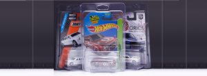 Sterling Protector Case For Hot Wheels & Matchbox mainline, Hot Wheels Car Culture