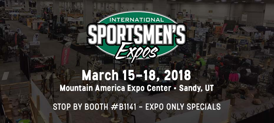 International Sportsmen's Expo (ISE) in Sandy, UT