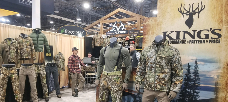 New Products Debut at 2020 SHOT Show