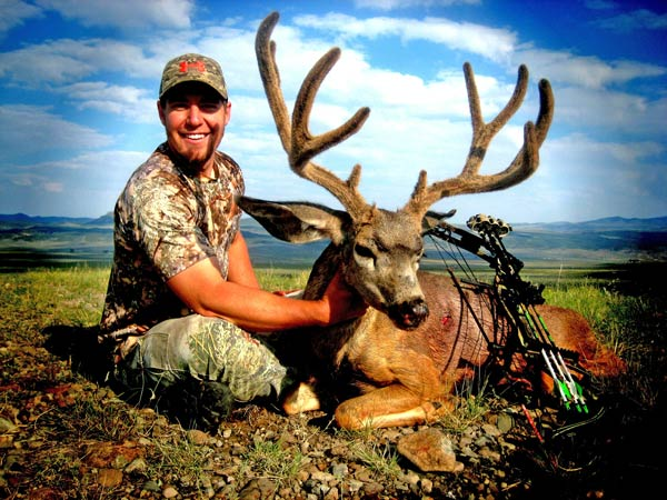 Quest For A Trophy Velvet Mule Deer Buck