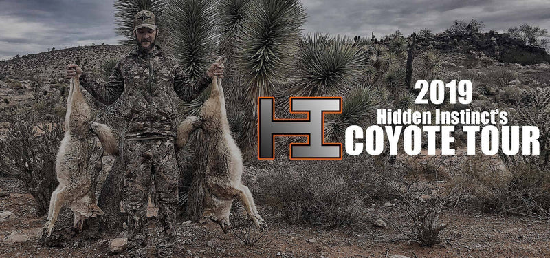 2019 Hidden Instinct Coyote Tour