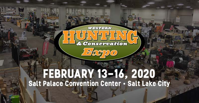 2020 Western Hunting and Conservation Expo