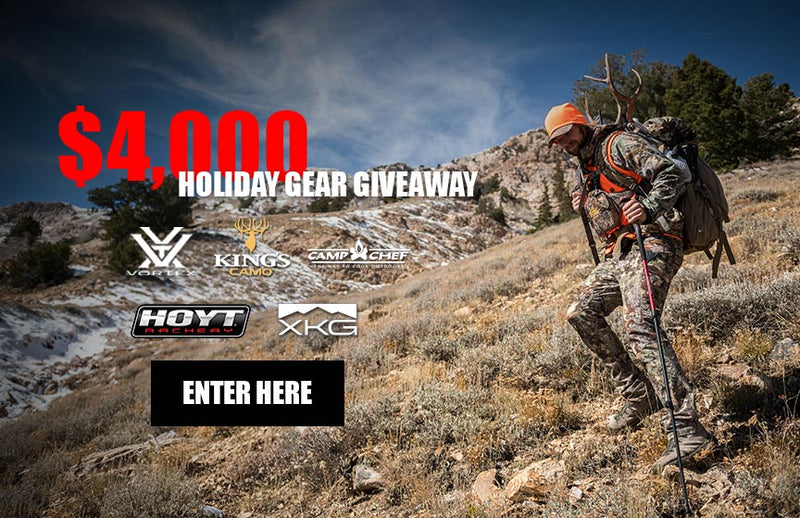 Enter Our 2019 Holiday Gear Giveaway