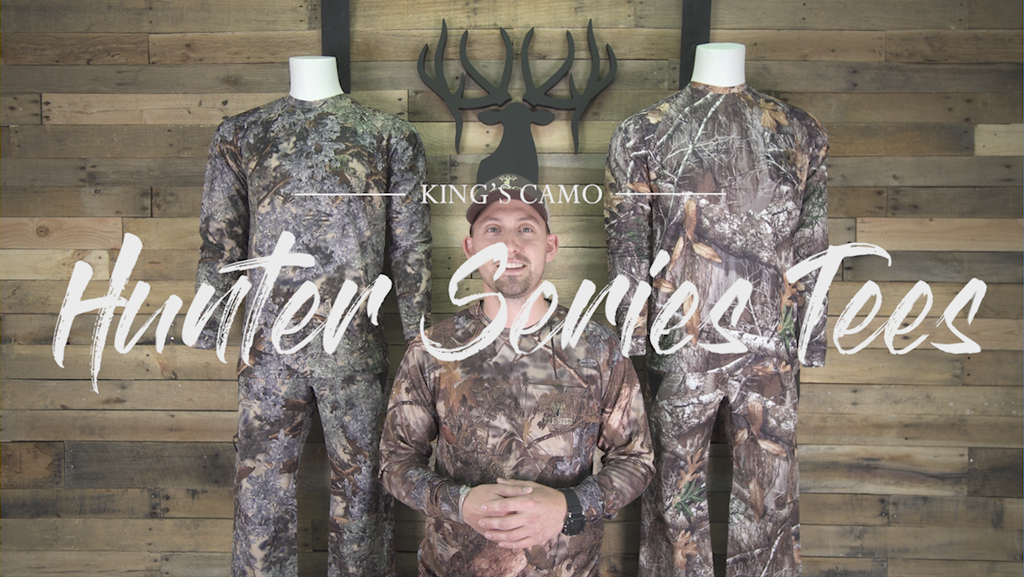 King's Vlog #2: Hunter Series Tees
