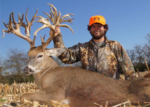 Tennessee Claims New World Record Whitetail