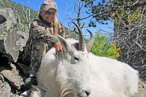 Women's Record Mountain Goat