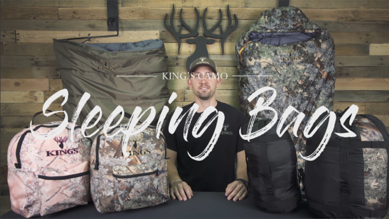 King's Vlog #3: Sleeping Bags