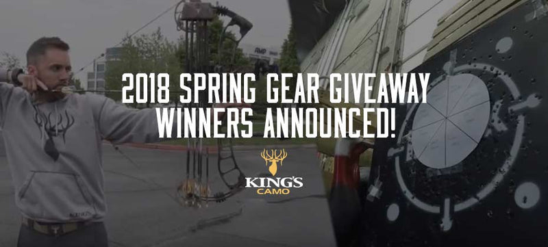 Spring Gear Giveaway Winners Announced!