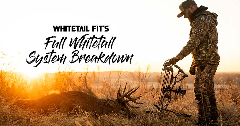 Full Whitetail System Breakdown from Joel Burham of WhitetailFit