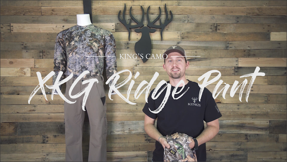 King's Vlog #1: XKG Ridge Pant