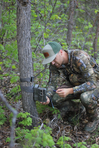 Setting Trail Cameras