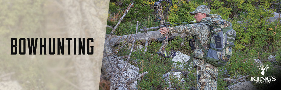 King's Camo Bowhunting | Bowhunting Clothing, Gear, & Accessories