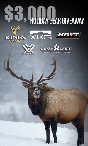 King's Camo Holiday Gear Giveaway