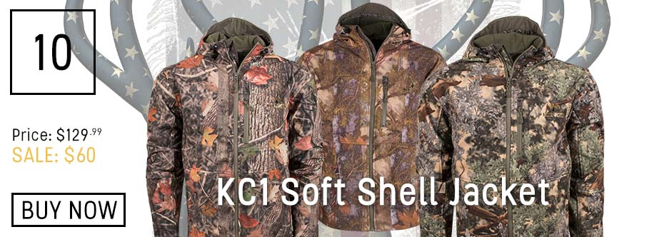 KC1 Soft Shell Jacket