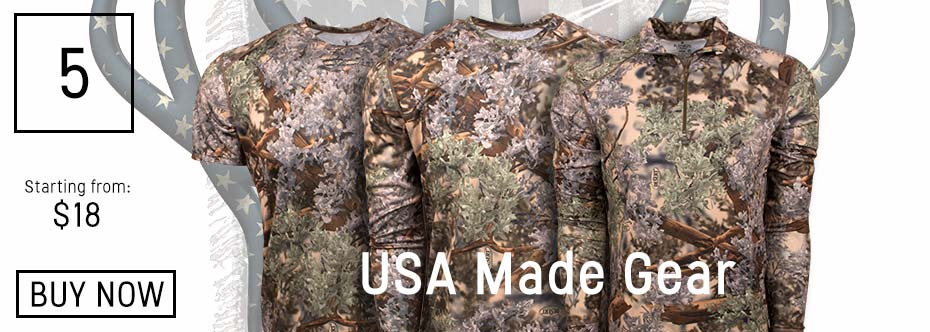 USA Made Gear