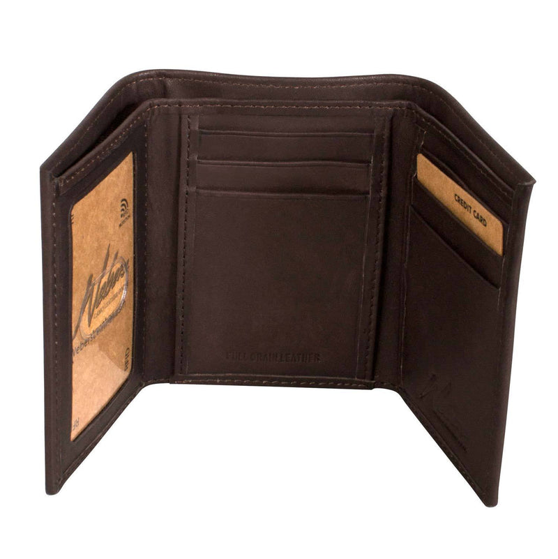 King's Trifold Wallet