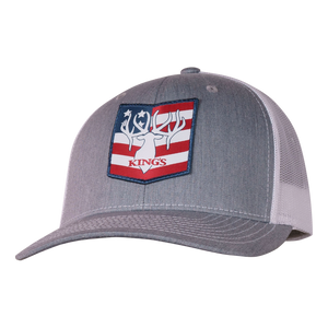 Flag Patch Hat | King's Camo