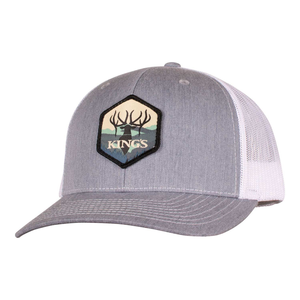 King's Sunset Patch Hat
