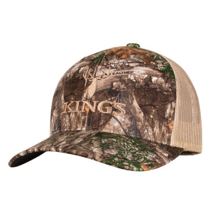 Richardson R-Flex Mesh Cap in Realtree Edge | King's Camo