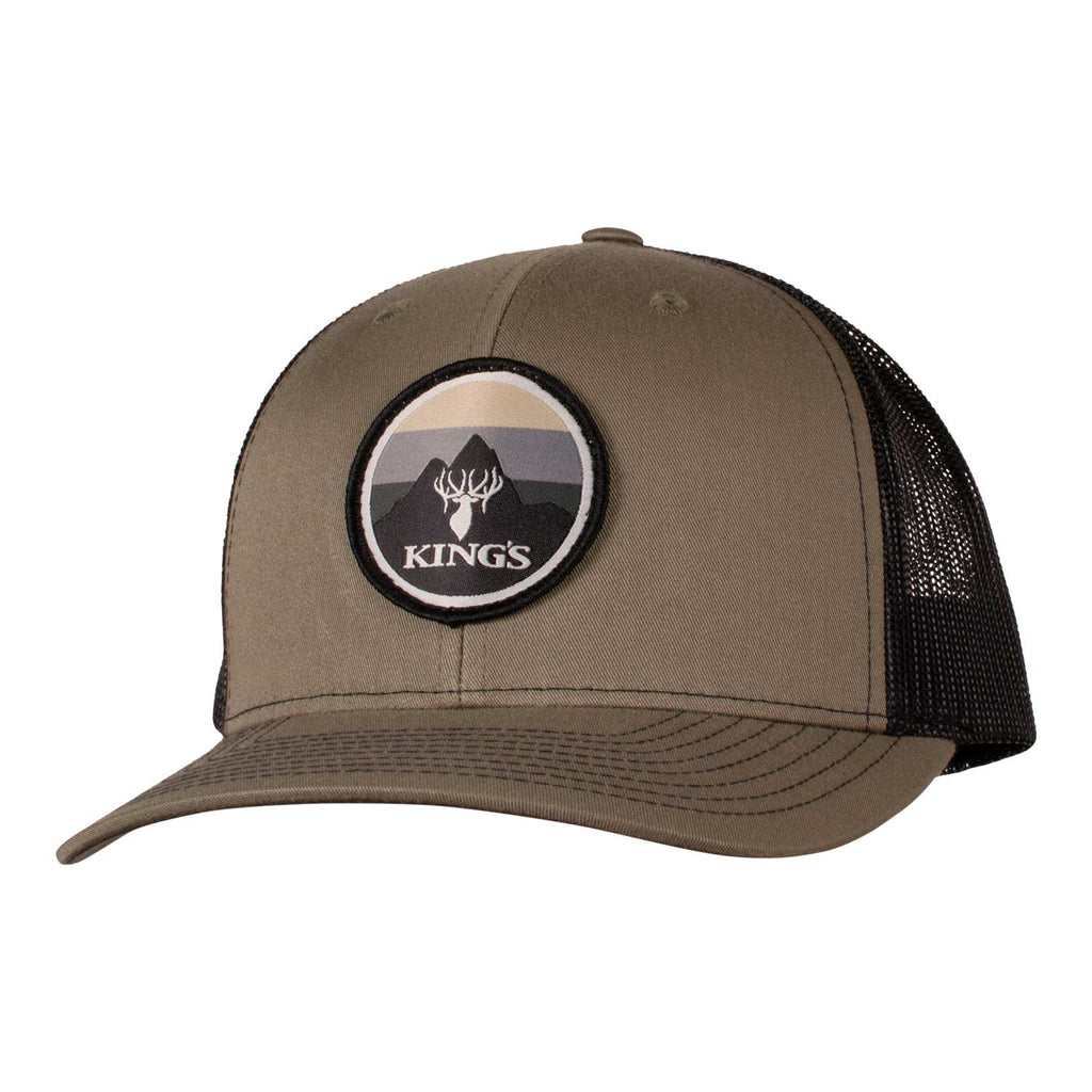 King's Summit Patch Hat