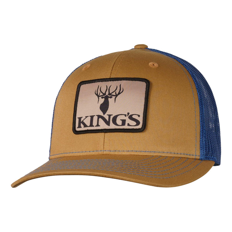 King's Vintage Patch Hat | King's Camo