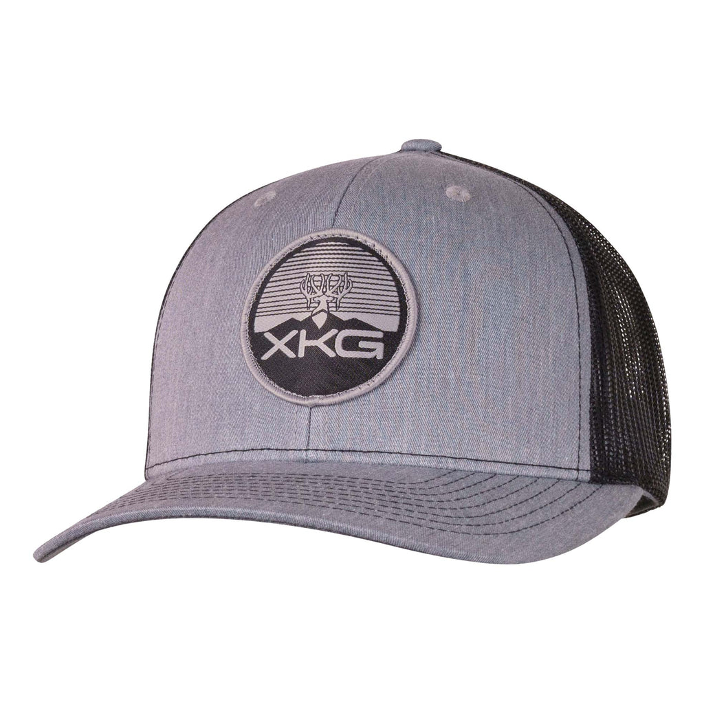 King's XKG Logo Patch Hat | King's Camo