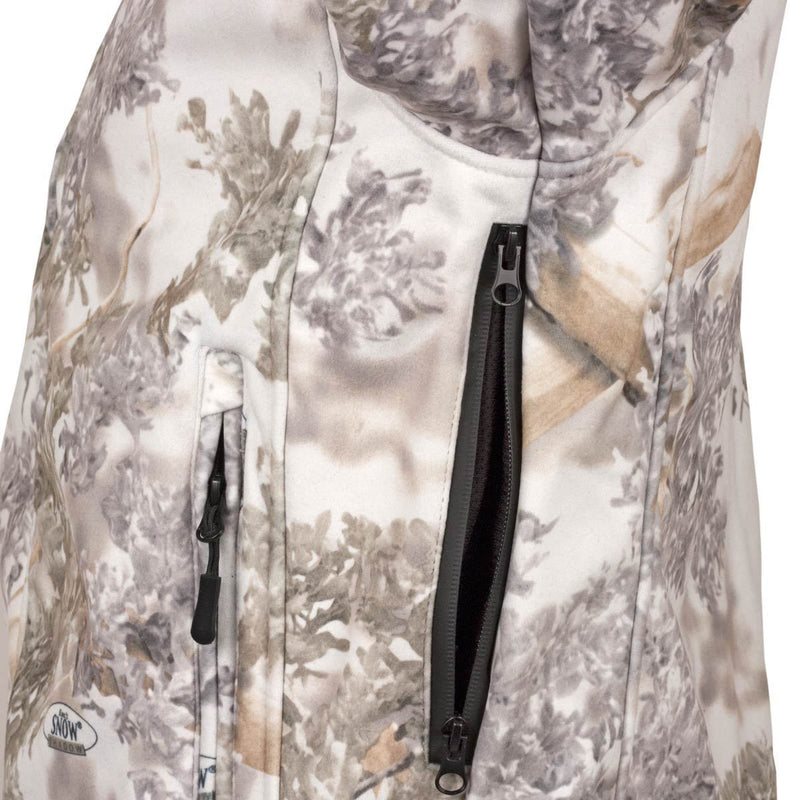 Guide's Choice Storm Fleece Jacket in Snow Shadow® | King's Camo