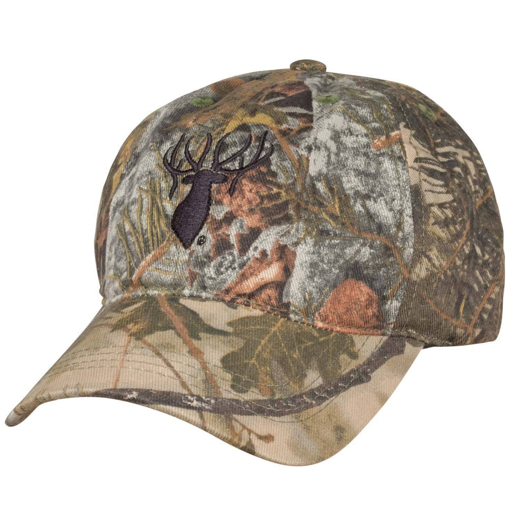 Classic Cotton Cap Mountain Shadow | King's Camo