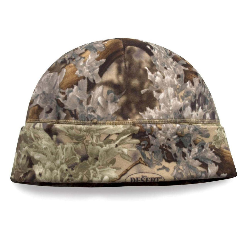 Poly Fleece Richardson Rollup Beanie in Desert Shadow | King's Camo