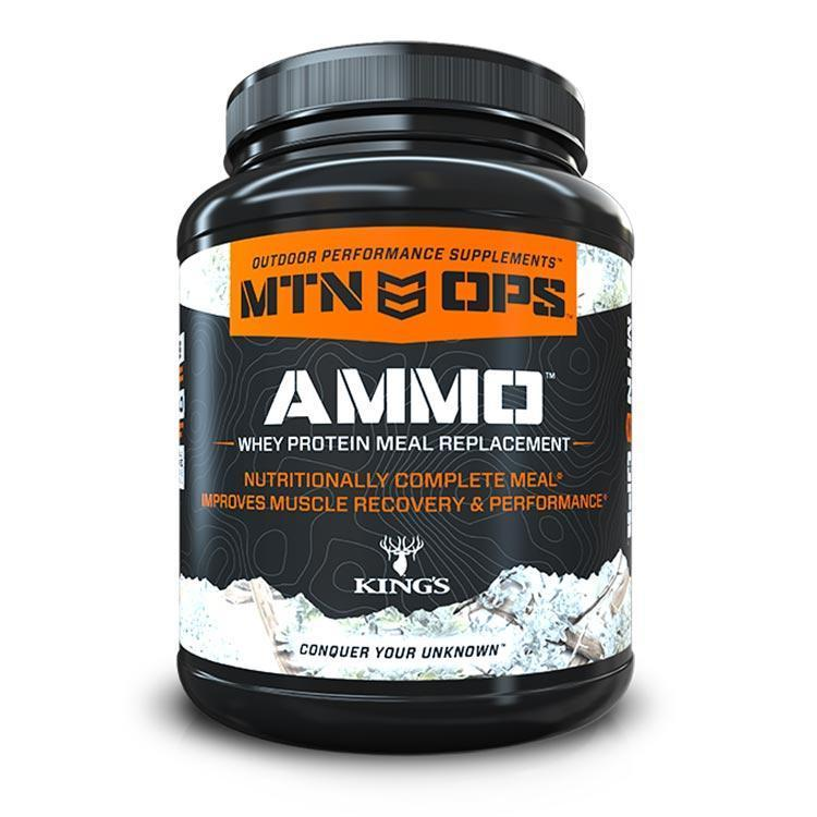 MTN OPS Ammo - Whey Protein Meal Replacement