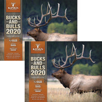 2020 King's Bucks & Bulls Calendar TWIN PACK | King's Camo