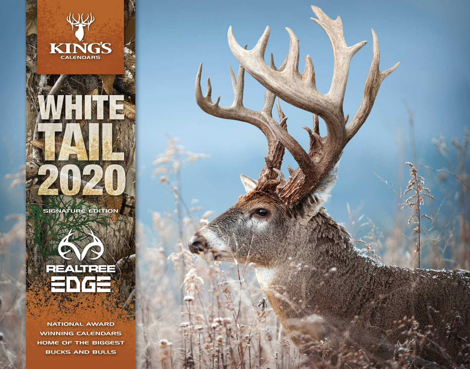 2020 King's Whitetail Calendar