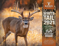 2021 King's Whitetail Calendar