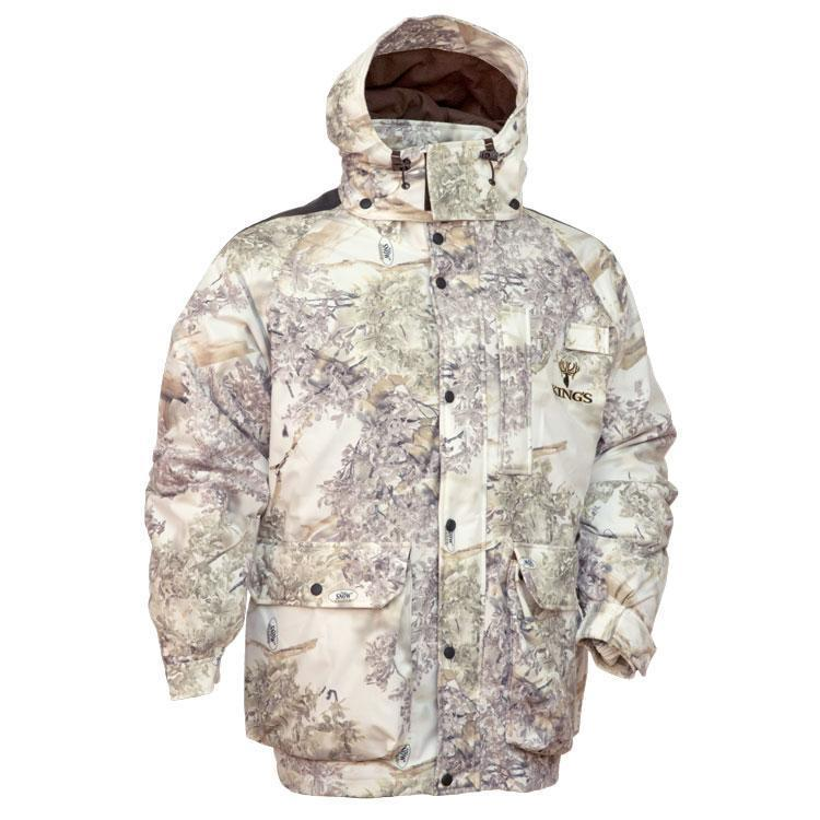 Weather Pro Insulated Parka in Snow Shadow® Snow Shadow | King's Camo