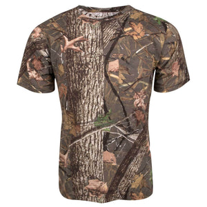 Classic Cotton Short Sleeve Tee in Woodland Shadow®