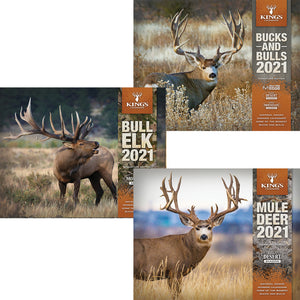 2021 Pick ANY 3 Calendar Bundle