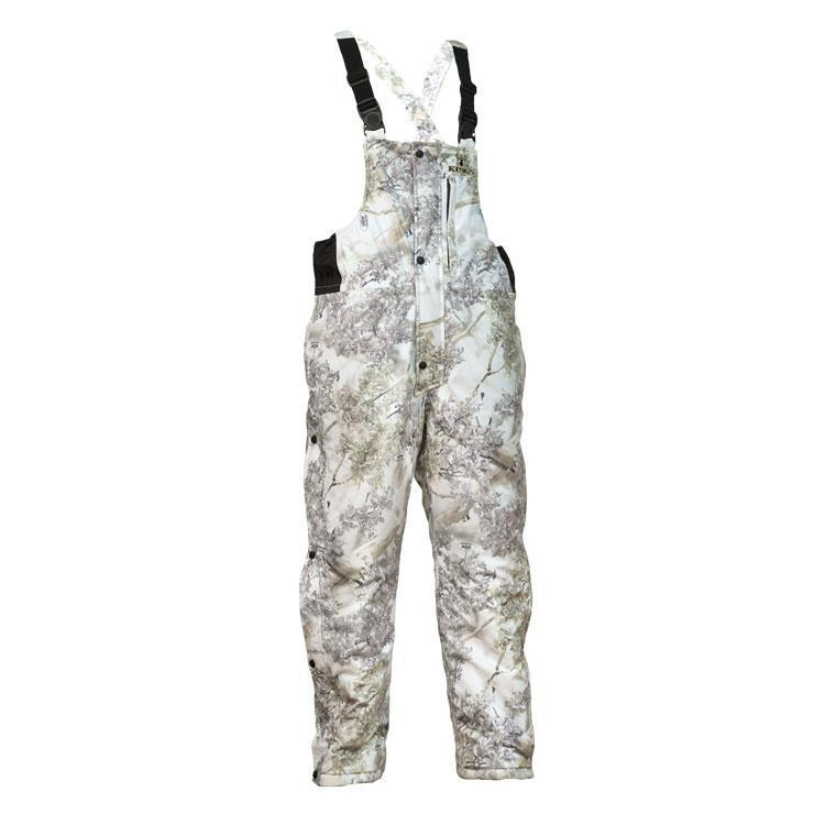 Weather Pro Insulated Bib in Snow Shadow® Snow Shadow | King's Camo