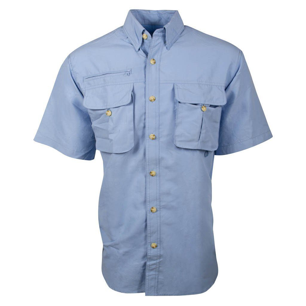 PACA Short Sleeve Fishing & Travel Shirt