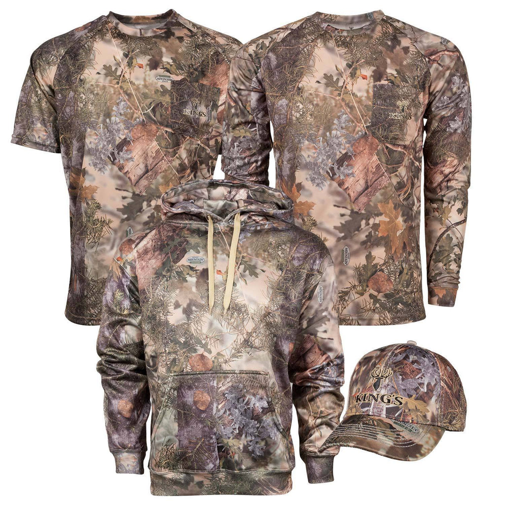 Men's Hunter Top Bundle in Mountain Shadow®